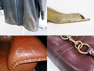 ソファー・カーペット・服・靴・バックのイメージ
